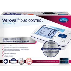 Hartmann Veroval® DUO CONTROL Blutdruckmessgerät