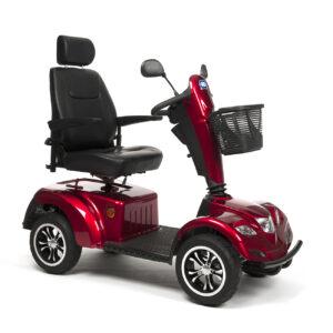 Vermeiren Elektromobilscooter / Seniorenmobile CARPO 2 XD SE