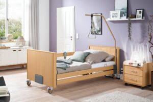 Pflegebett Dali Low Econ