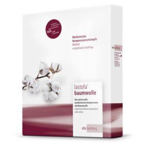 Kompressionsstrümpfe OFA – lastofa baumwolle