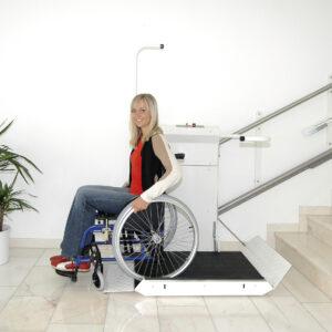 Weigl Plattform-Treppenlift
